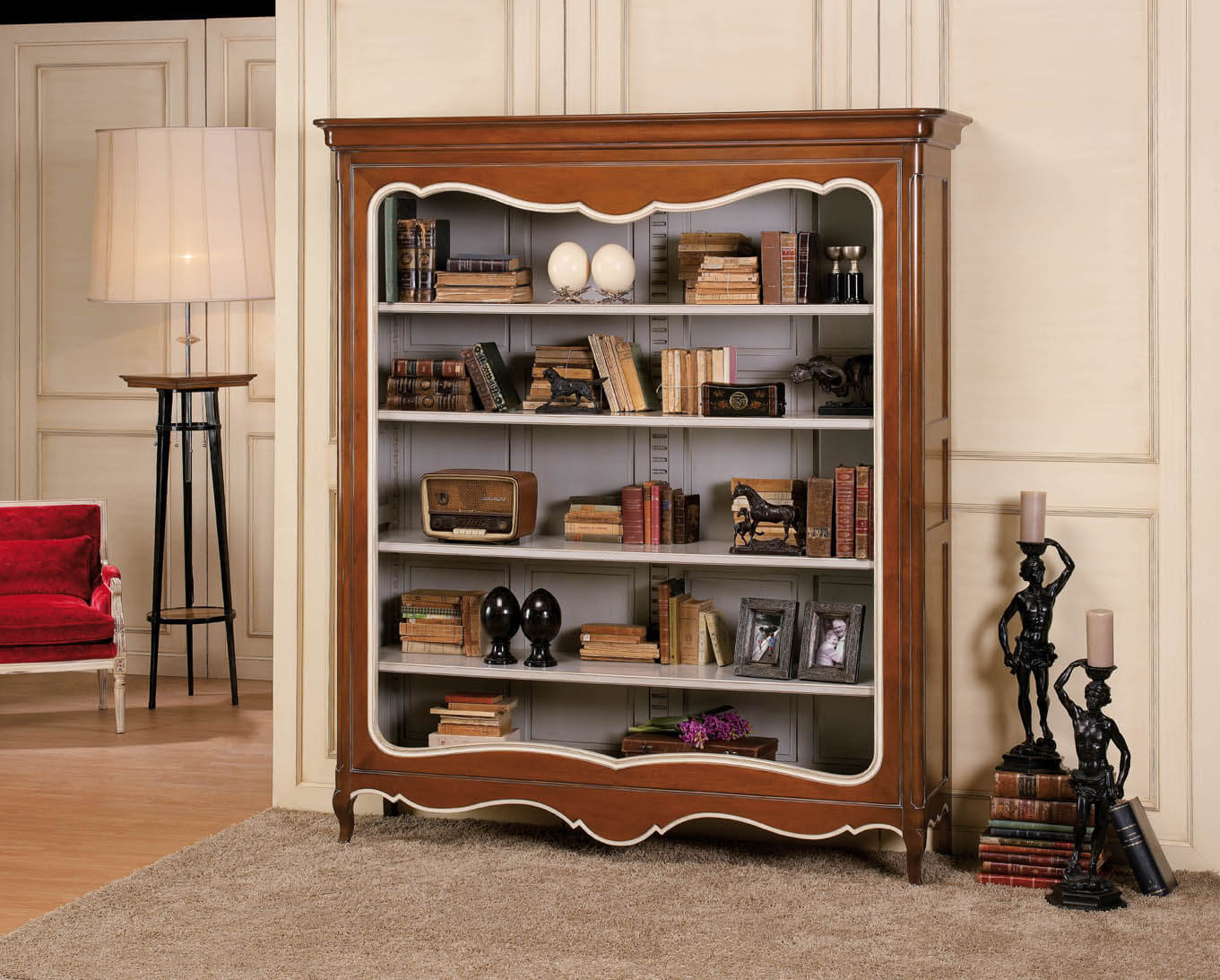 b cherregal malte ph nix sch ner leben. Black Bedroom Furniture Sets. Home Design Ideas