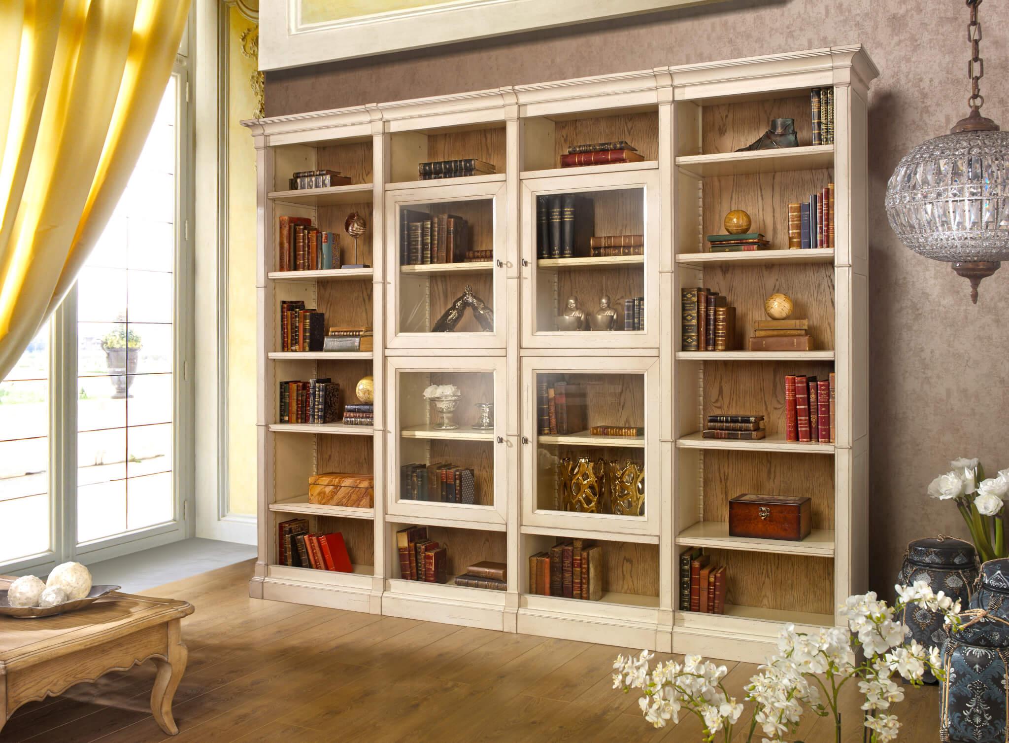 Schrankwand birger ph nix sch ner leben for Librerias clasicas para salon