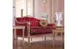 sofa-italienischer-stil-klassisch-stoff-rot-mario-galimberti-veronica
