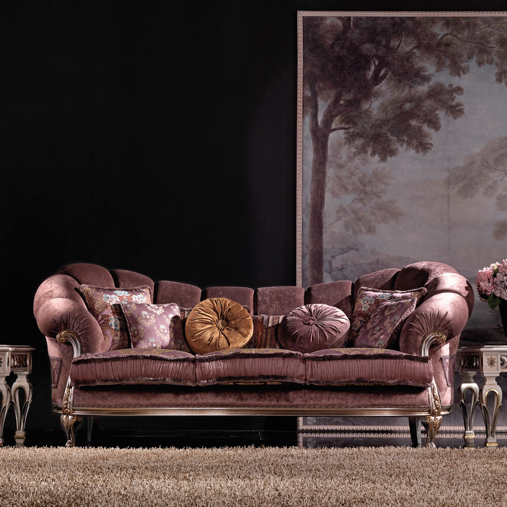 3 sitzer valeria ph nix sch ner leben. Black Bedroom Furniture Sets. Home Design Ideas