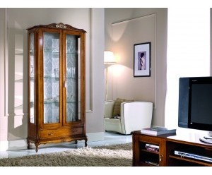 vitrine-klassisch-glas-kranz-holz-italexport-5118