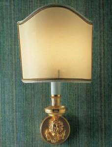 wandlampe-klassisch-engel-bronze-laudarte-t-450