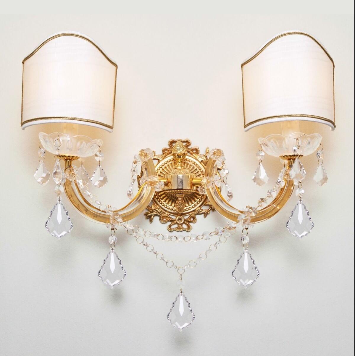 wandlampe ragna 2 flammig ph nix sch ner leben. Black Bedroom Furniture Sets. Home Design Ideas