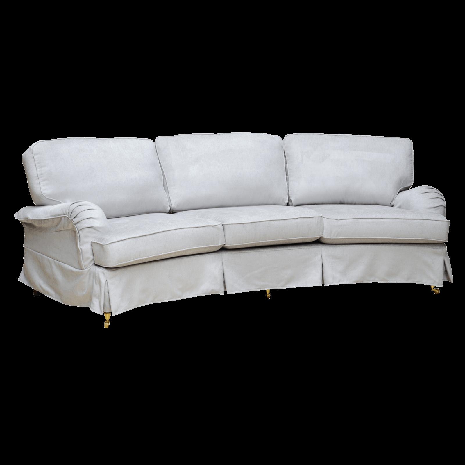 3 sitzer birmingham geschwungen mit husse ph nix sch ner leben. Black Bedroom Furniture Sets. Home Design Ideas
