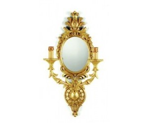 wandlampe-geschnitzt-mit-spiegel-gold-holz-chelini-1096