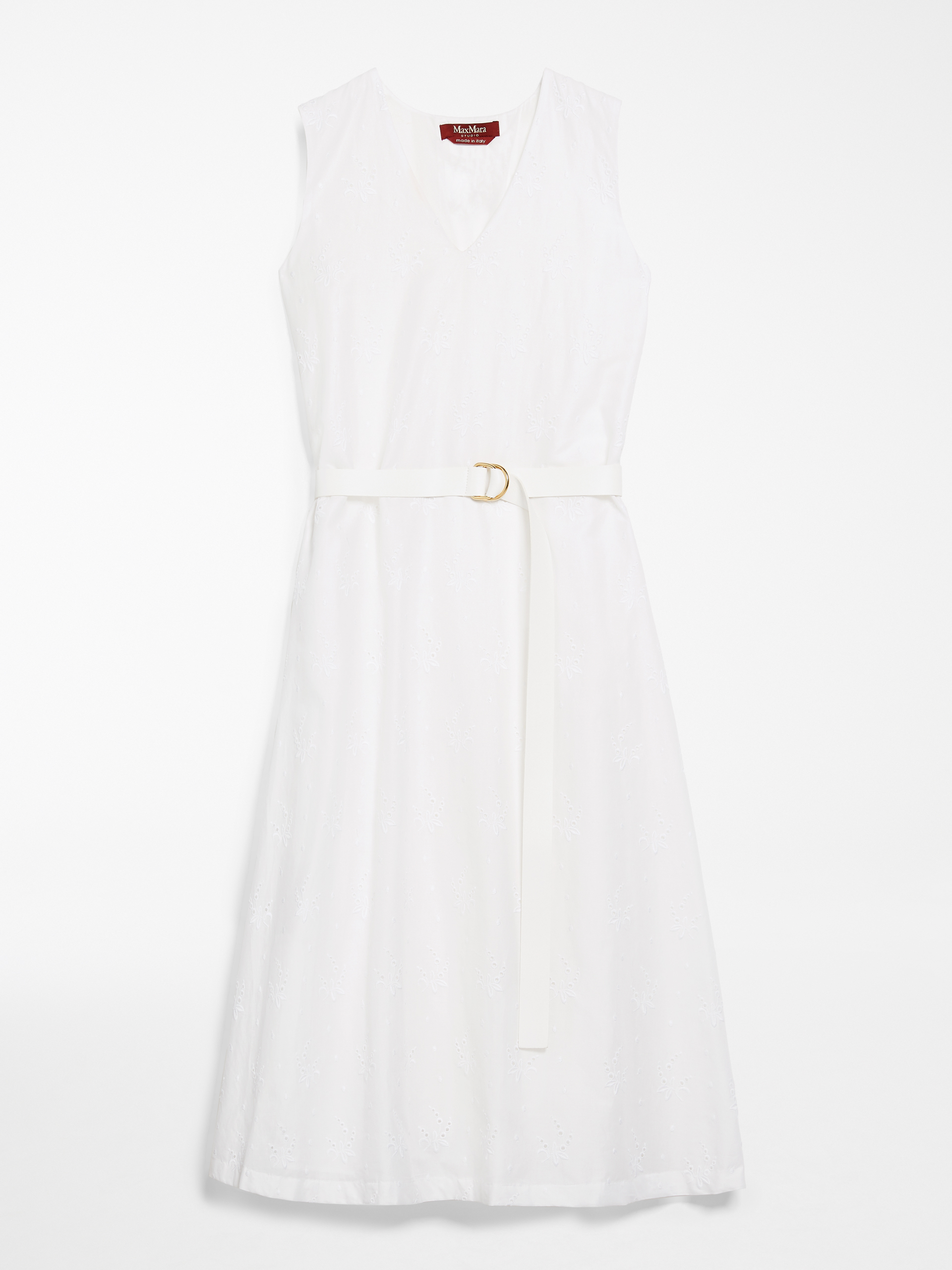 MAX MARA Kleid aus Broderie Anglaise