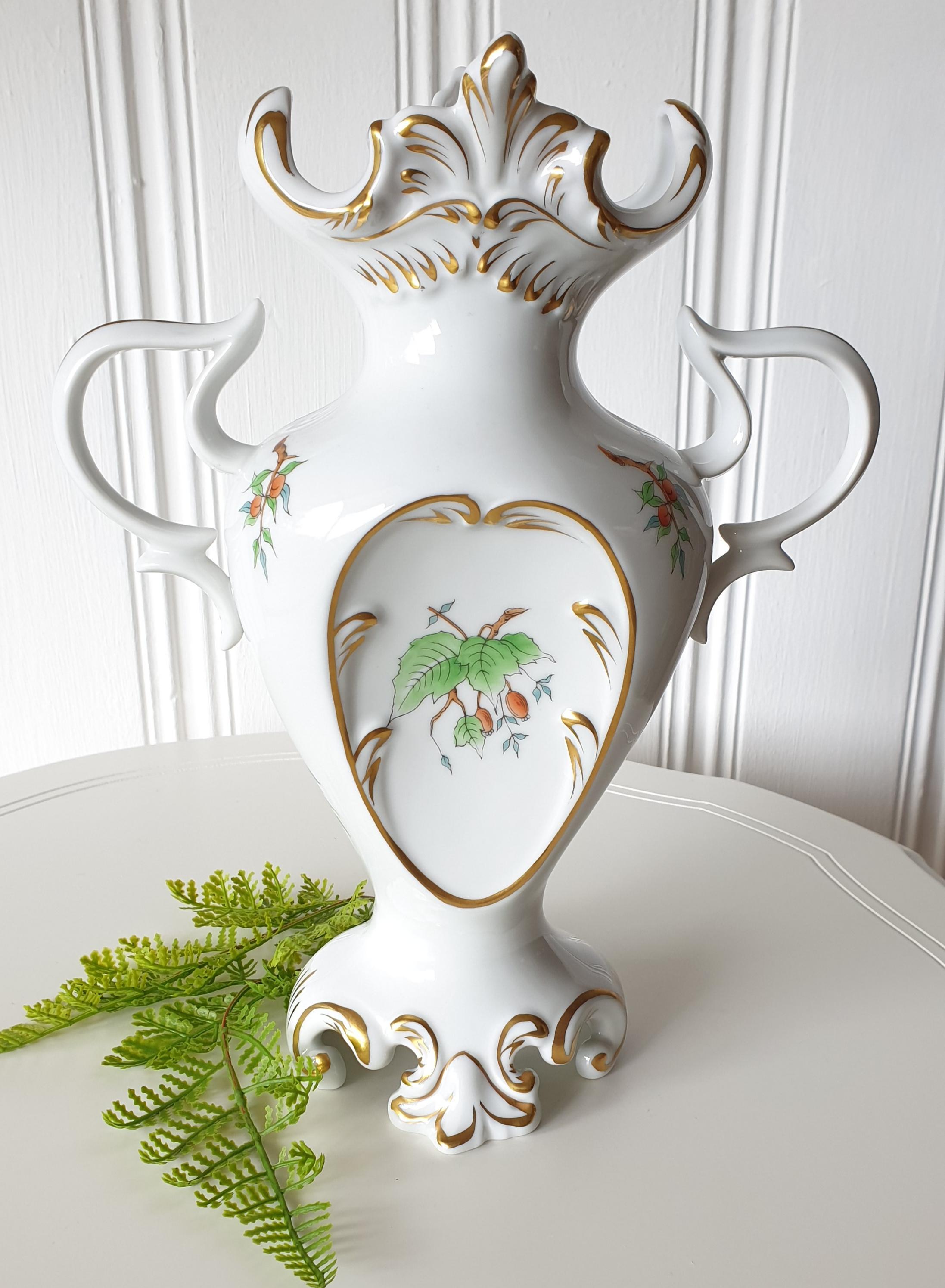 Herend Porzellan Vase
