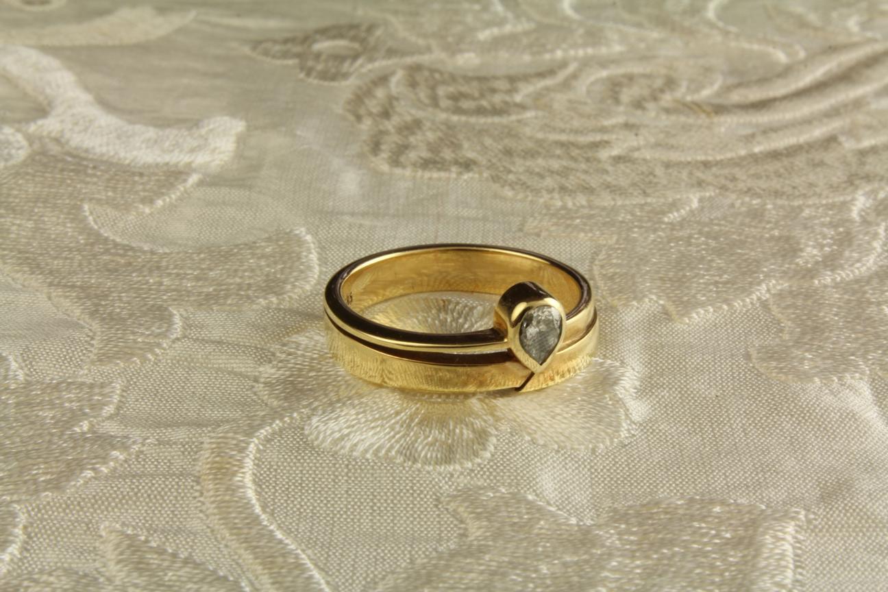 Gold Ring VERKAUFT!
