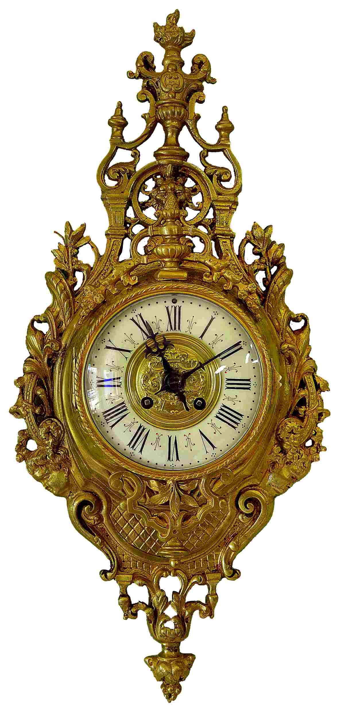 französische Kartell Uhr