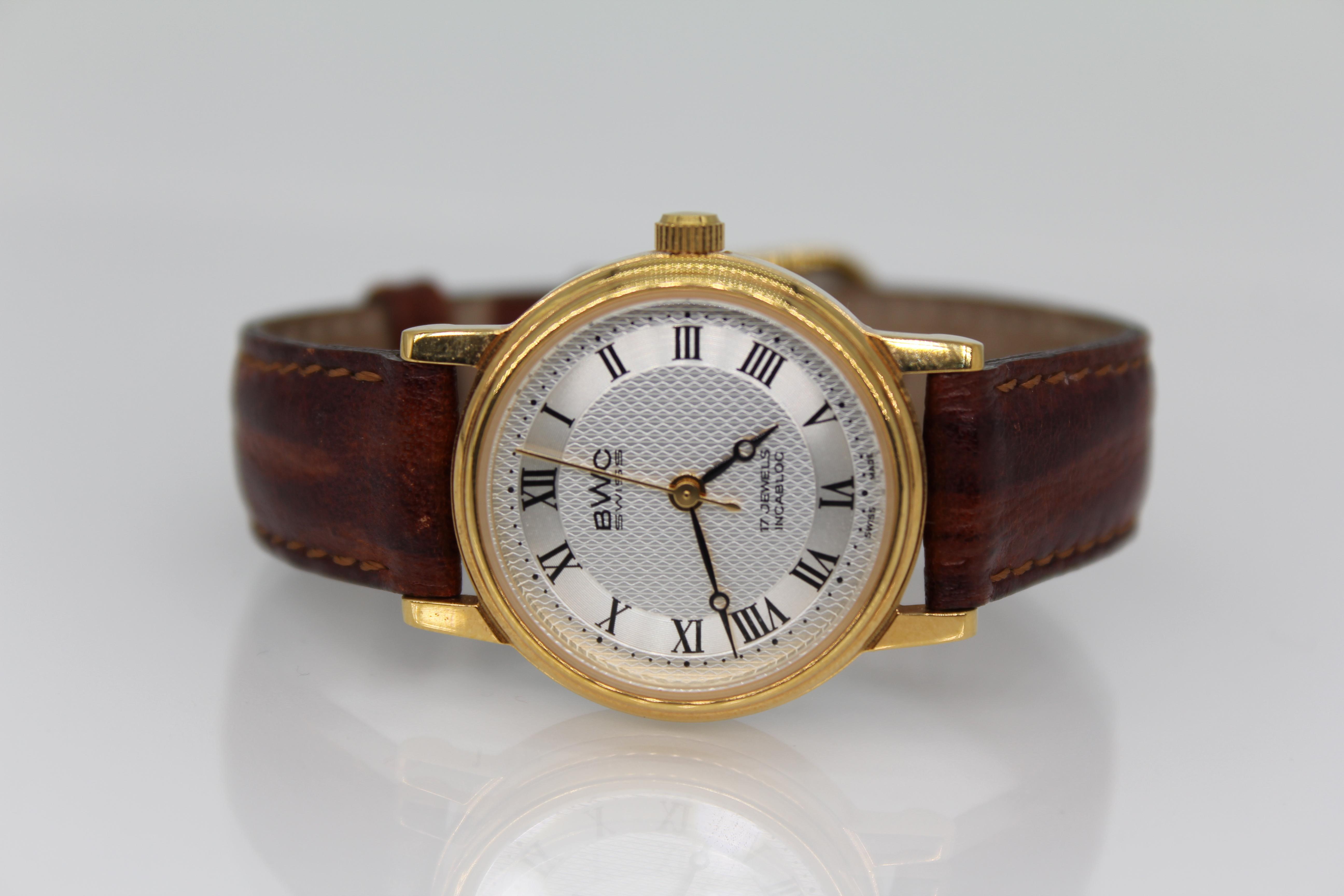 BWC Armbanduhr