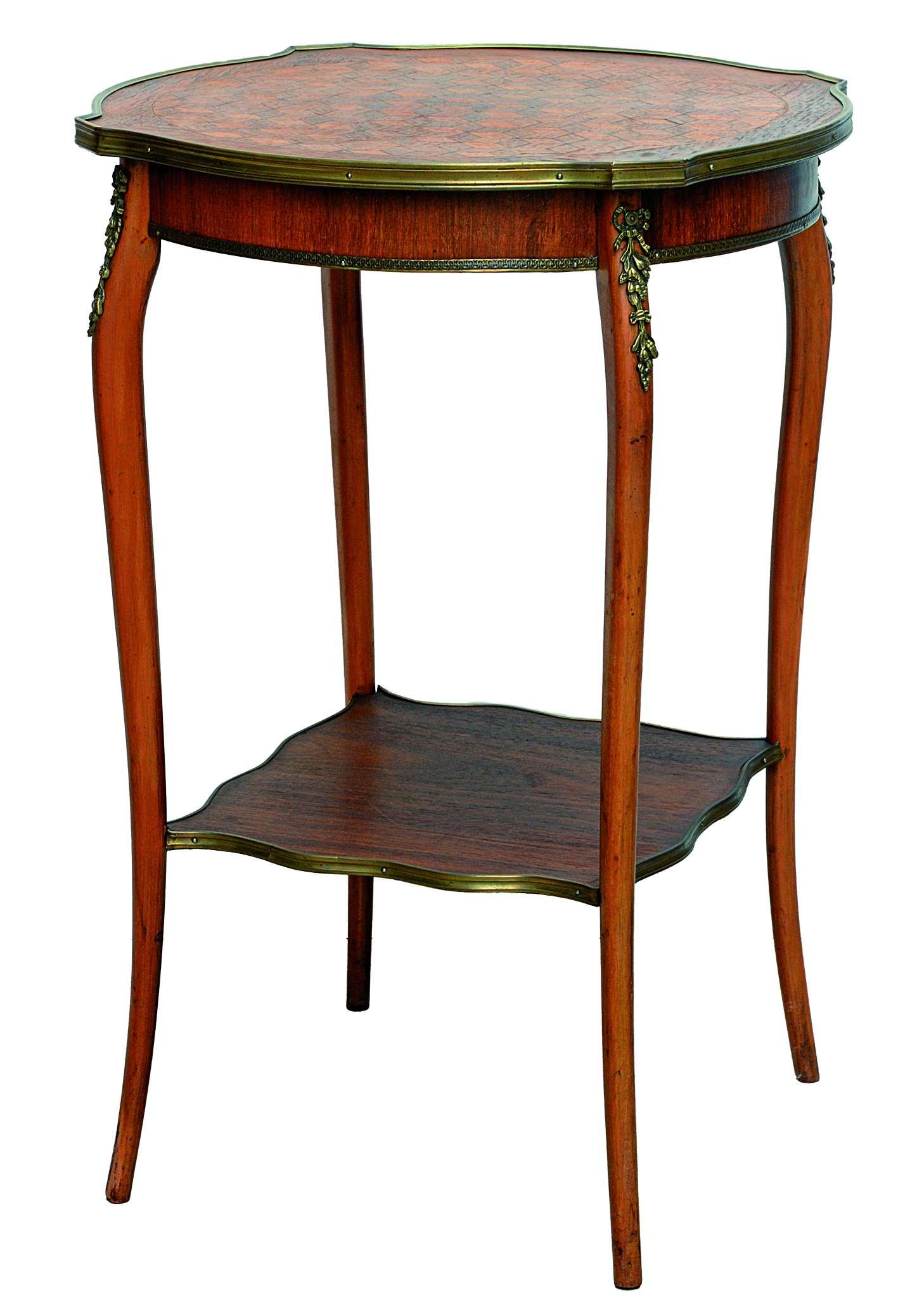 antiker Tisch aus Frankreich
