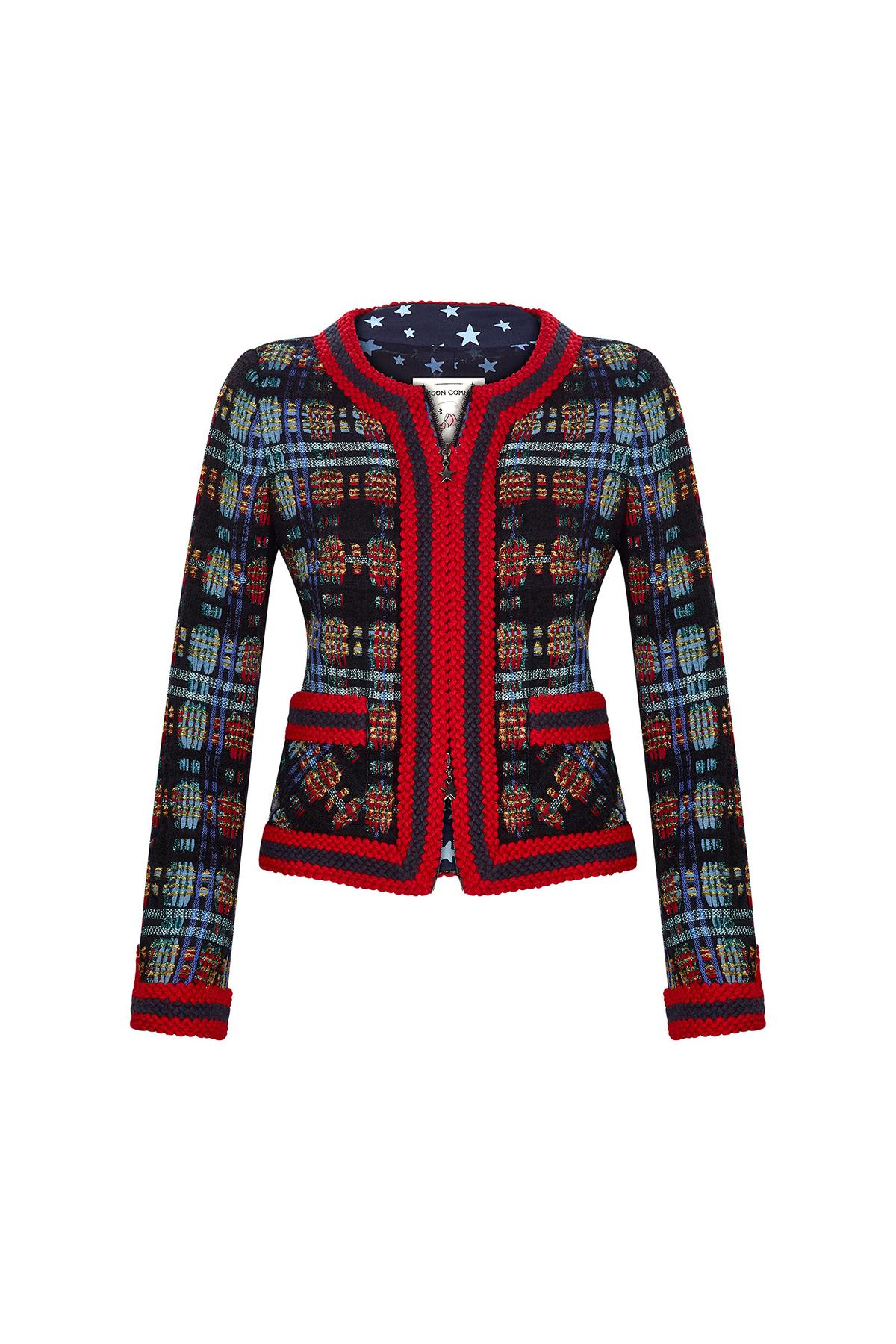 MAISON COMMON Tweed Blazer