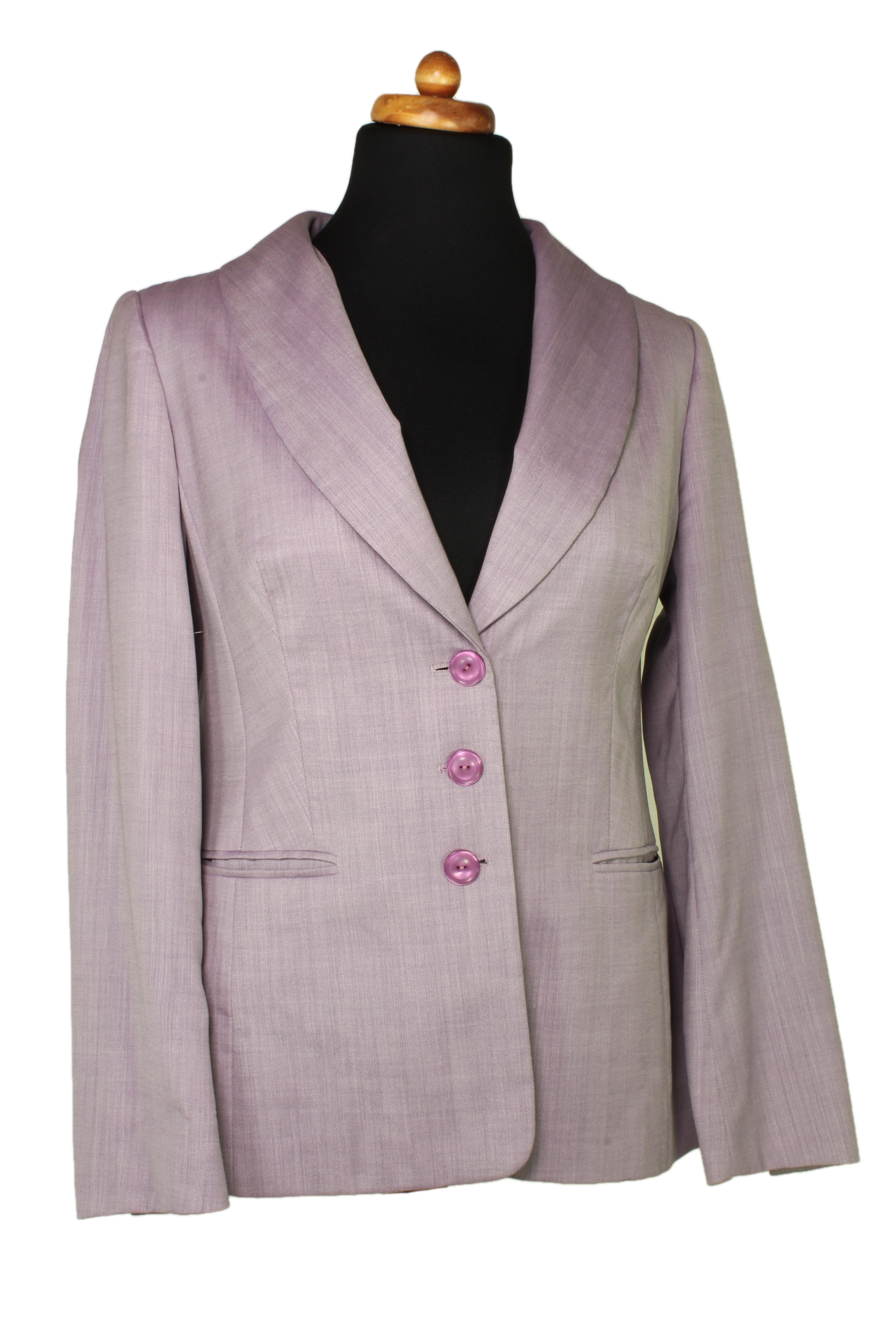 GABRIELLA DESIGN Blazer in Lavendel