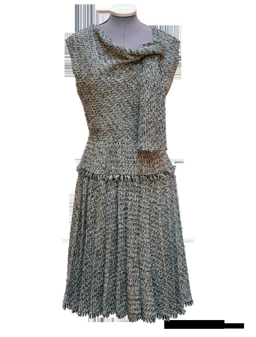 Oscar de La Renta Midi Kleid VERKAUFT
