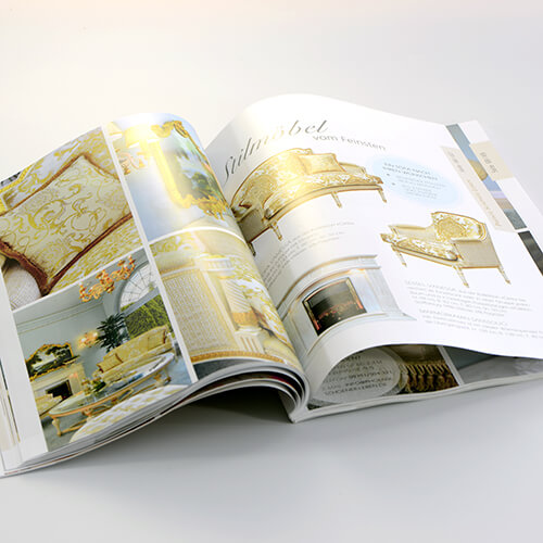 Image WOHNJOURNAL <br /> Mit 176 Seiten Inspiration