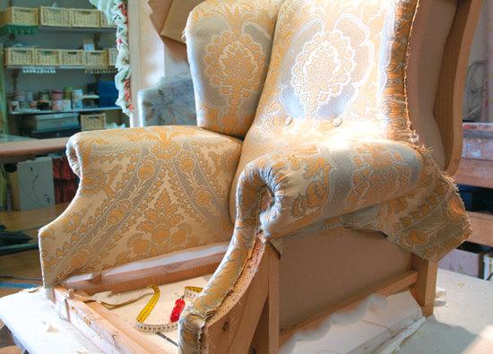 Image <p>Stoff, Polster und Sitzkomfort ganz nach Ihren Wünschen</p>