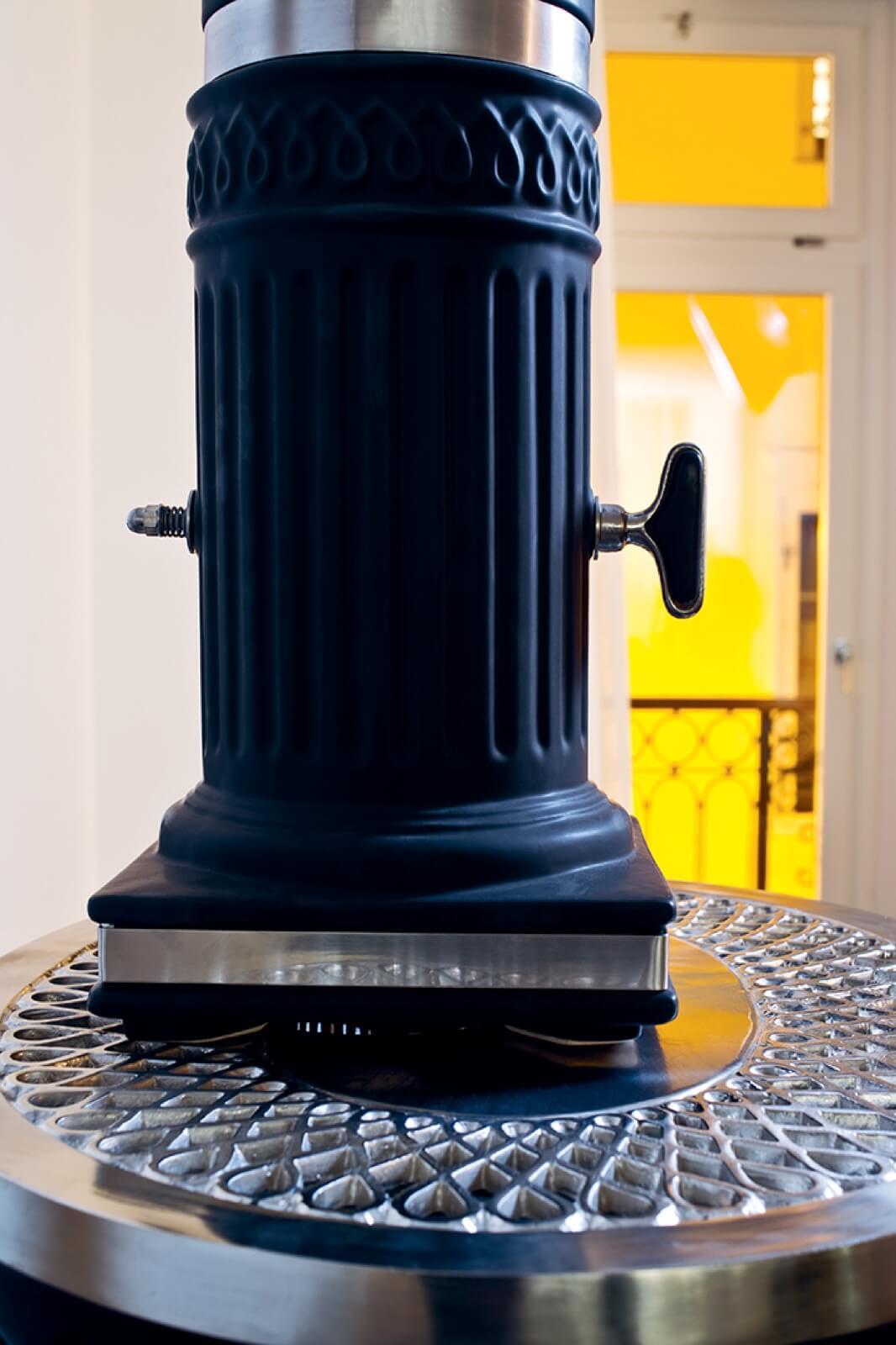 Infraräum-Pumpe