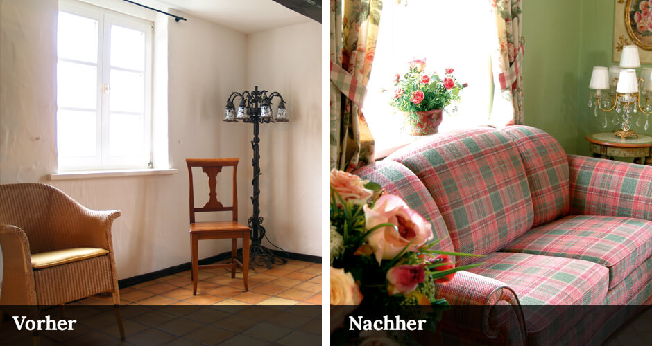 Liebevolles Landhaus Phonix Schoner Leben