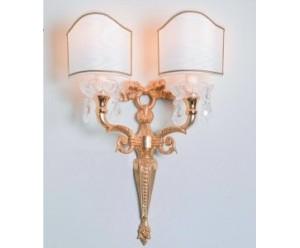 wandlampe-klassisch-bronze-kristall-laudarte-t-fiocco