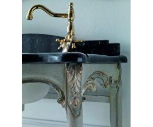 waschtisch-holz-geschnitzt-schwarzer-marmor-grau-silber-silvano-grifoni-3010-detail