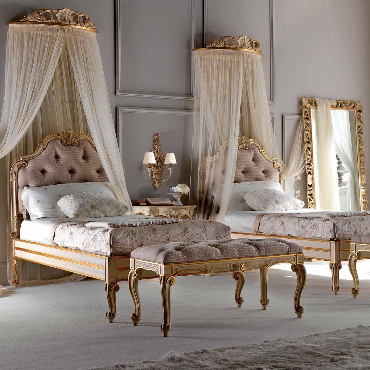 Italienische Möbel: Schlafzimmer