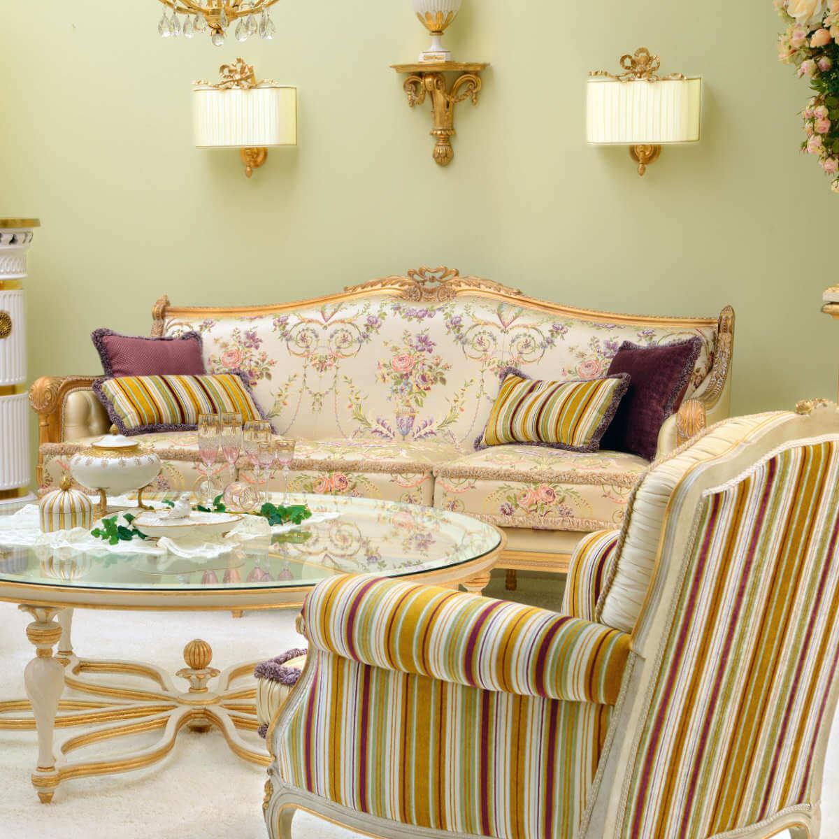 Italienische Möbel: Wohnzimmer